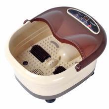 港德足浴盆腳動按摩洗腳盆電加熱足浴器泡腳桶足療機家用恒溫足療器