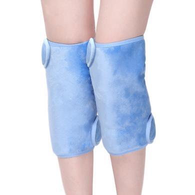 港德電加熱護膝保暖女士老寒腿風濕空調老人關節艾灸熱敷男暖腿護具