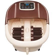 港德足浴盆 全自动洗脚盆泡脚桶电动按摩加热足浴器足疗机恒温家用泡脚器