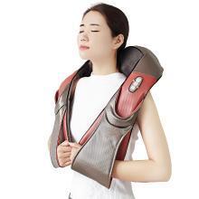 正礼揉捏按摩披肩 家用肩部颈部按摩仪 腰部加热多功能颈椎按摩器
