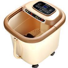 港德全自動深桶足浴盆 洗腳盆足浴器 泡腳桶電動按摩加熱足療家用足浴按摩器