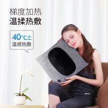 KGC/卡杰诗按摩垫 无线便携按摩枕 颈椎腰部按摩垫全身按摩抱枕多功能电动靠垫