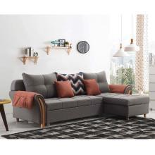 皇家愛慕小戶型轉角 可拆洗 布藝沙發 沙發床折疊床 雙人床 沙發