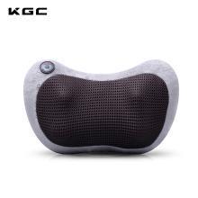 KGC/卡杰诗车载家用按摩器多功能颈椎颈部按摩枕全身适用热敷静音按摩垫