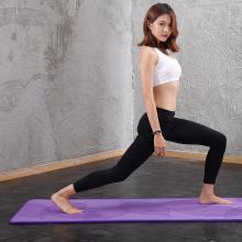居康瑜伽墊無味初學加長瑜伽防滑健身墊多功能運動加厚加寬