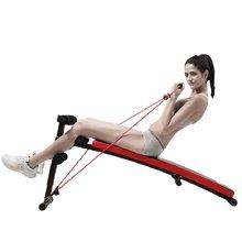 居康仰臥起坐健身器材家用多功能收腹器仰臥起坐板男女鍛煉腹肌板