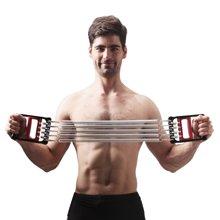居康 彈簧拉力器 擴胸器 多功能臂力胸肌體育鍛煉健身器材家用