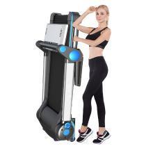 居康跑步机家用款减肥机小型迷你超静音电动多功能折叠式健身器材