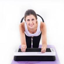 居康甩脂机懒人减肥燃脂瘦身器材瘦腿瘦腰肚子健身器抖抖机站立式