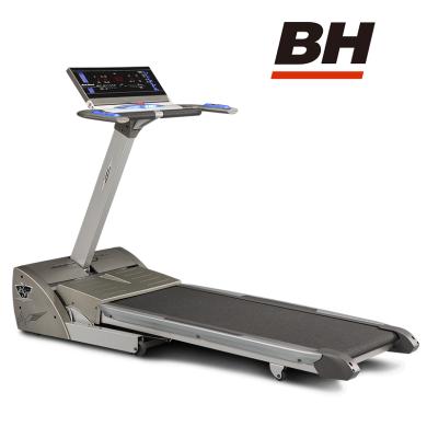 【欧洲百年品牌】BH必艾奇家用静音跑步机折叠减震商用健身器材G6489
