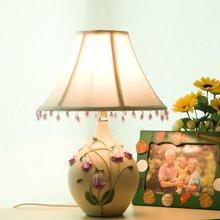 蘭亭雅飾牽牛花臺燈LT-15005 歐式家用裝飾燈 床頭燈