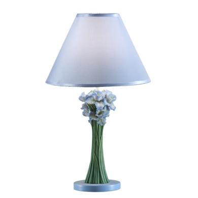 兰亭雅饰兰花台灯LT-15008 时尚床头灯 装饰台灯