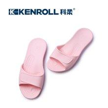 KENROLL科柔夏拖鞋女室内防滑居家用浴室洗澡冲凉漏水软底凉拖鞋