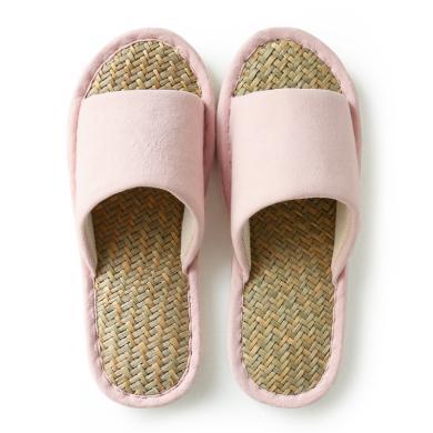 智庭新品夏季四季拖鞋女涼拖鞋柔軟居家用室內舒適防滑簡約情侶男