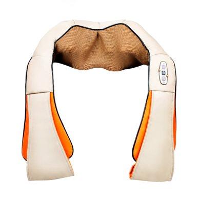桔子(orange)按摩器揉捏披肩GO-818R頸椎肩部背部頸肩樂 車家兩用