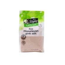 【香港直邮】(多种矿物质协调酸碱平衡)澳洲Mrs Rogers喜马拉雅天然玫瑰粉盐1kg*1包装