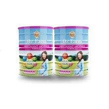 【香港直邮】澳洲Oz Farm孕妇孕期哺乳期营养奶粉900g*2罐装