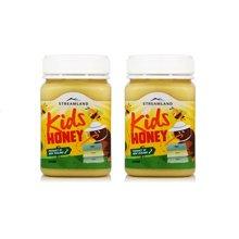 【海外直邮】澳洲Streamland新溪岛儿童蜂蜜500g*2罐装