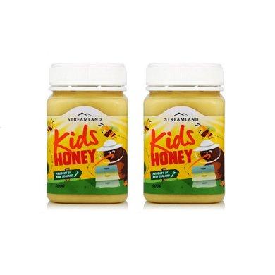 2罐*澳洲Streamland新溪岛儿童蜂蜜500g【海外直邮】
