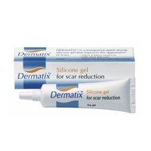 【香港直邮】澳洲dermatix祛疤痕膏烫伤凝胶15g*1支装