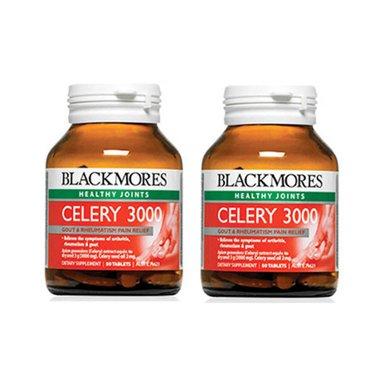 2瓶*澳洲Blackmores澳佳寶芹菜籽痛風靈50粒【香港直郵】