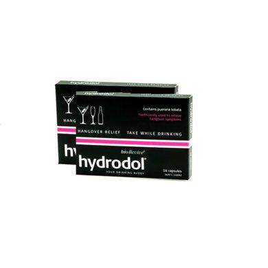 2盒*澳洲Hydrodol解酒片�z囊解酒�o肝16粒【海外直�]】