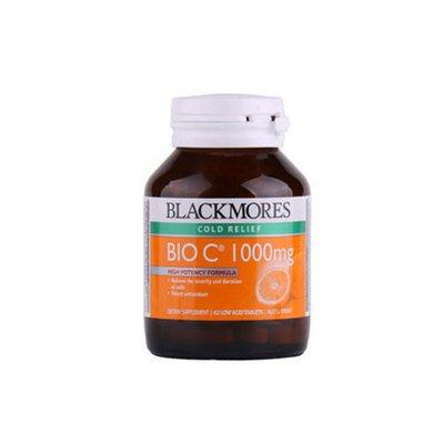 【海外直郵】澳洲澳佳寶Blackmores活性維生素C VC咀嚼片150粒*1瓶裝