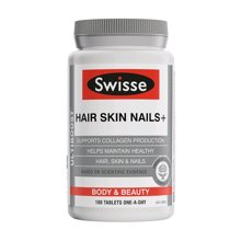 【澳大利亚】Swisse 胶原蛋白片 100片