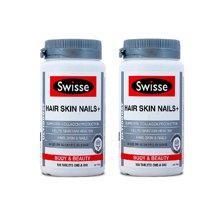 【香港直邮】澳洲Swisse胶原蛋白片100粒*2瓶装