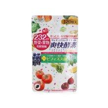 1袋*日本ISDG酵素 醫食同源爽快酵素232進口保健品 120粒  白色【香港直郵】