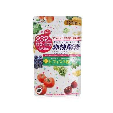 1袋*日本ISDG酵素 医食同源爽快酵素232进口保健品 120粒  ?#21672;?#39321;港直邮】