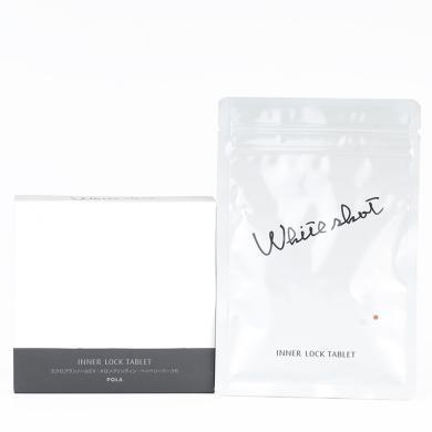 【支持购物卡】日本宝丽POLA丸 WHITE SHOT INNER LOCK 180粒/盒 三个月量