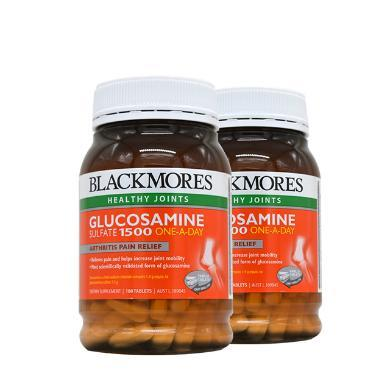 【支持購物卡】【2瓶】澳洲澳佳寶Blackmores維骨力 180粒 骨骼健康 進口保健品