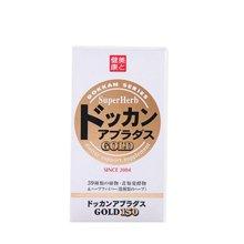 【香港直邮】日本DOKKAN 植物酵素力量金装酵素片加强版150粒*1盒