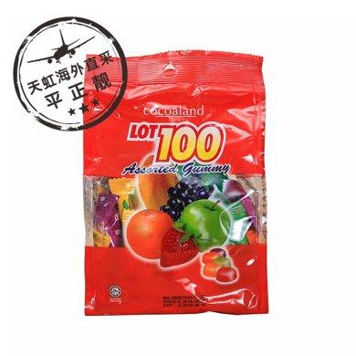 一百份什果果汁軟糖YT1(320g)