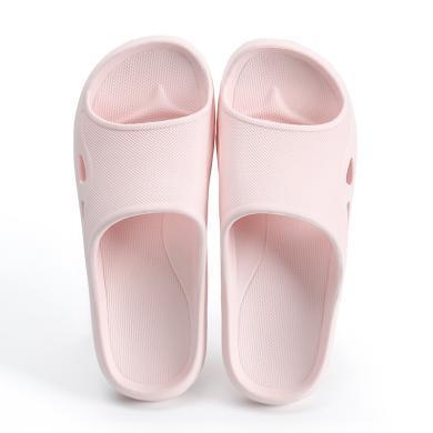 智庭新品浴室拖鞋女四季拖鞋居家室內家用舒適防滑柔軟厚底情侶男