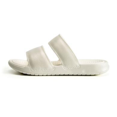 智庭凉拖鞋简约居家室内室外静音厚底情侣拖鞋女夏季浴室拖男