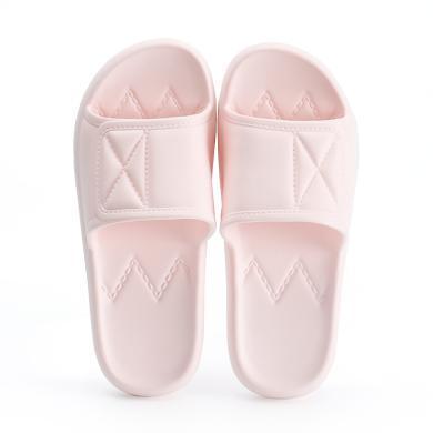 智庭夏季浴室洗澡拖鞋女室內防滑舒適情侶男居家軟底涼拖鞋
