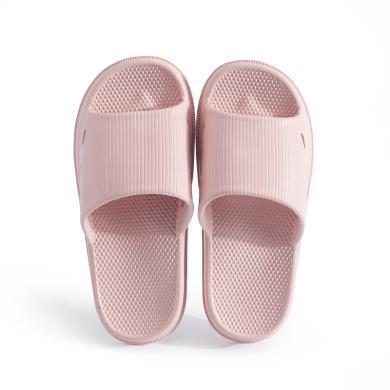 新品夏季按摩浴室拖親子款家居室內厚底舒適防滑情侶居家涼拖鞋