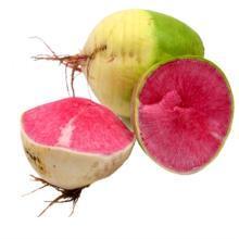 心里美萝卜新鲜5斤包邮蔬菜农家自种红心水果萝卜生吃白萝卜(汇聚琪源)