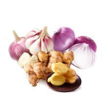 食材组合大蒜2斤洋葱2斤生姜1斤共五斤包邮(汇聚琪源)