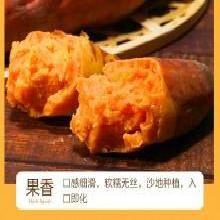 产地直发 香蜜薯礼盒装(5斤装)