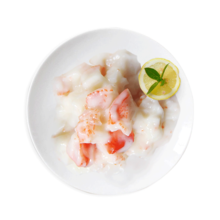 崇鲜蟹肉沙拉200g/盒寿司食材