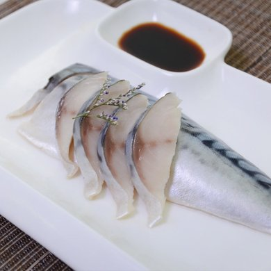 崇鮮醋青魚刺身120-100克/包*3包 鯖魚壽司
