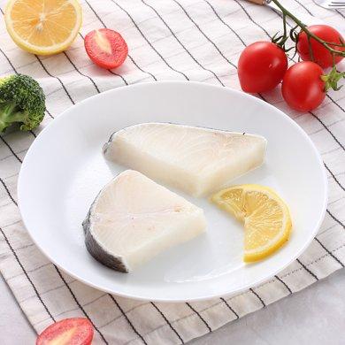 法國銀鱈魚 進口深海銀鱈魚250克寶寶輔食小塊裝鱈魚片