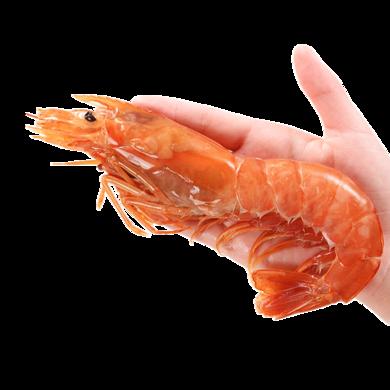 崇鮮阿根廷紅蝦2kg/盒紅蝦海鮮大蝦