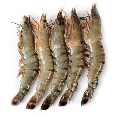 崇鲜越南进口黑虎虾700g/盒16-18只冷冻海鲜大虾