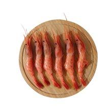 俄罗斯带籽北极虾甜虾大号刺身 新鲜活冷生吃即食寿司甜虾
