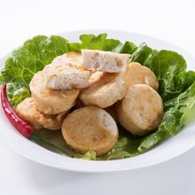 Asian Choice 亚洲优选 冷冻芝士鱼豆腐(冷冻鱼糜制品) 200g