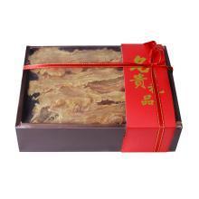 花膠干貨鱈魚膠鱈魚片深海魚膠魚鰾400克年貨禮盒送禮